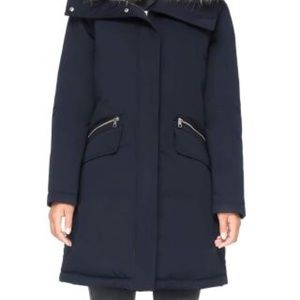 Soia and KYO Navy Jacket Brand New!